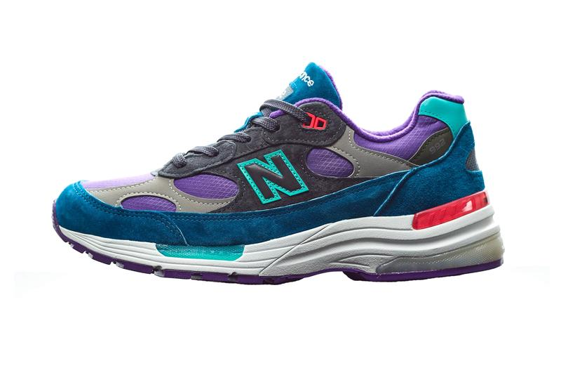 billys tokyo new balance 992 collaboration footwear sneakers shoes