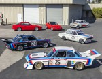 "This Rare BMW Auction Is Fronted by a Sebring-Winning 1974 3.5 CSL IMSA ""Batmobile"""