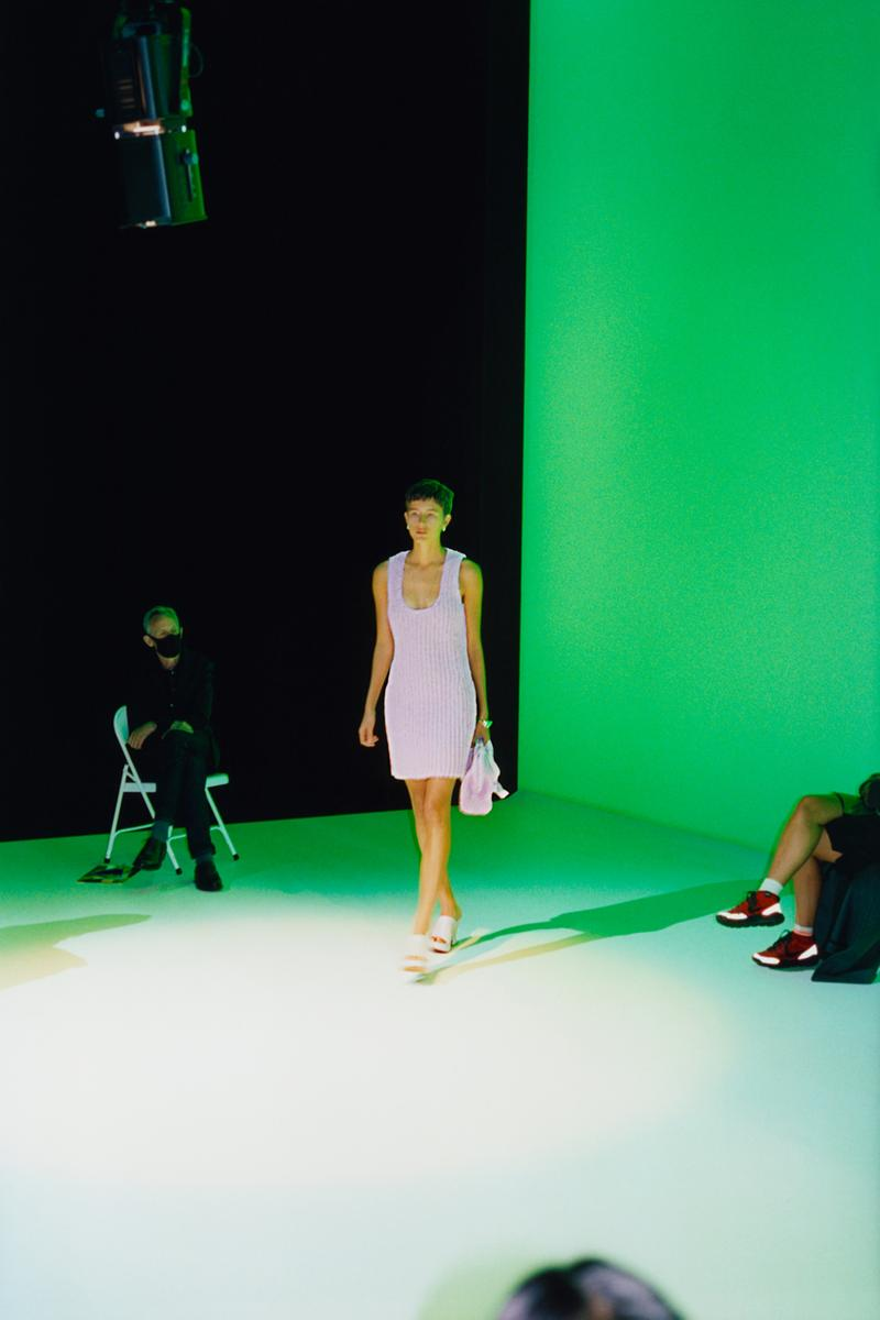 Bottega Veneta Spring 2021 Salon 01 Runway Show presentation collection menswear womenswear kanye west ready to wear