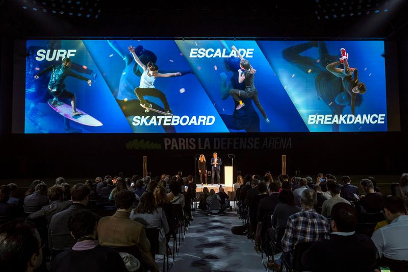 Breakdancing 2024 Paris Olympic Games Sport Announcement info International Olympic Committee