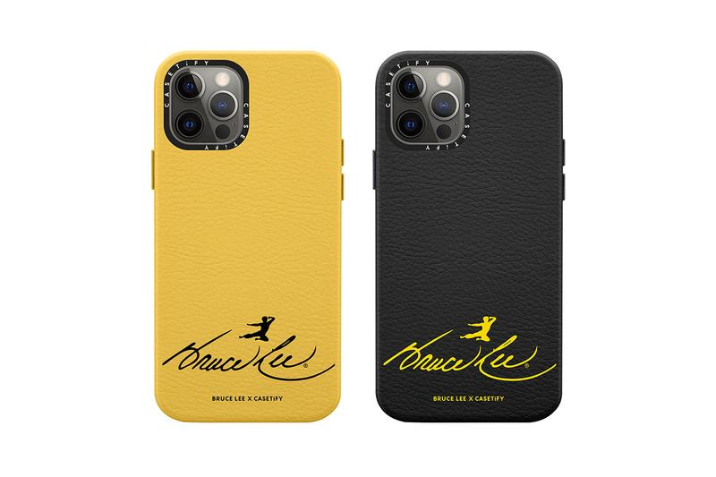 casetify Bruce Lee accessories release info iPhone case MacBook AirPods case