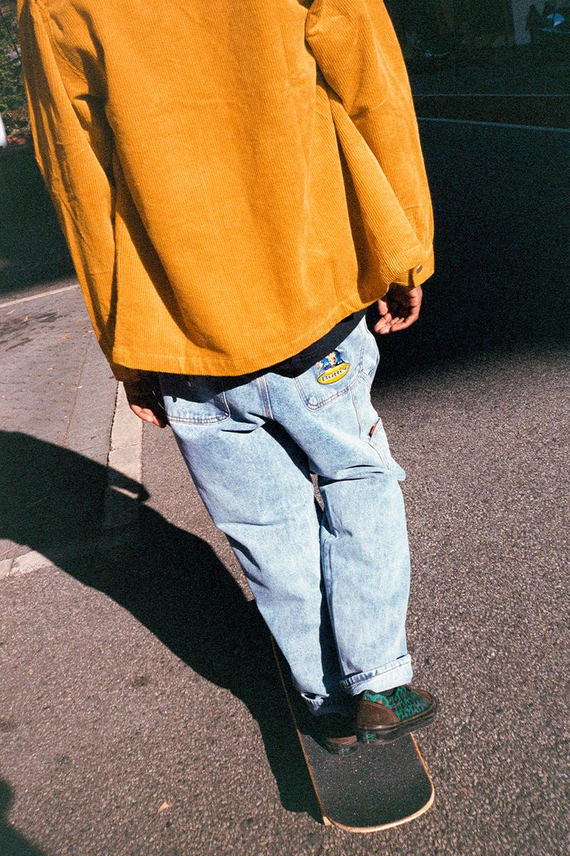 butter goods q4 2020 collection skate wear skateboarding release where to buy Perth