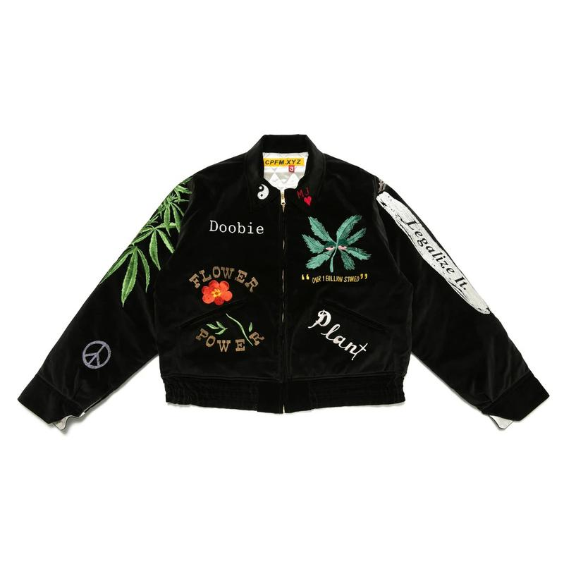 Cactus Plant Flea Market Christmas 2020 Capsule collection jacket weed leaf sock holiday santa release date info december 12 HUMAN MADE