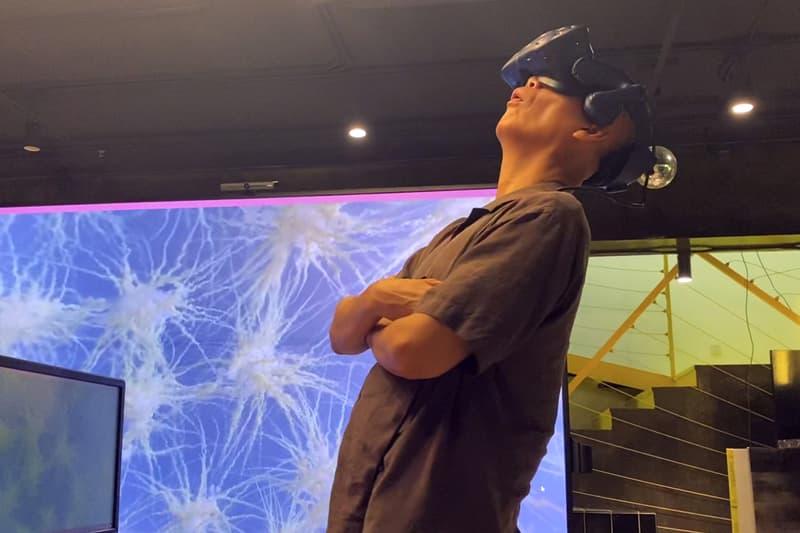 cai guo qiang virtual reality artwork palace museum sleepwalking in the forbidden city beijing china
