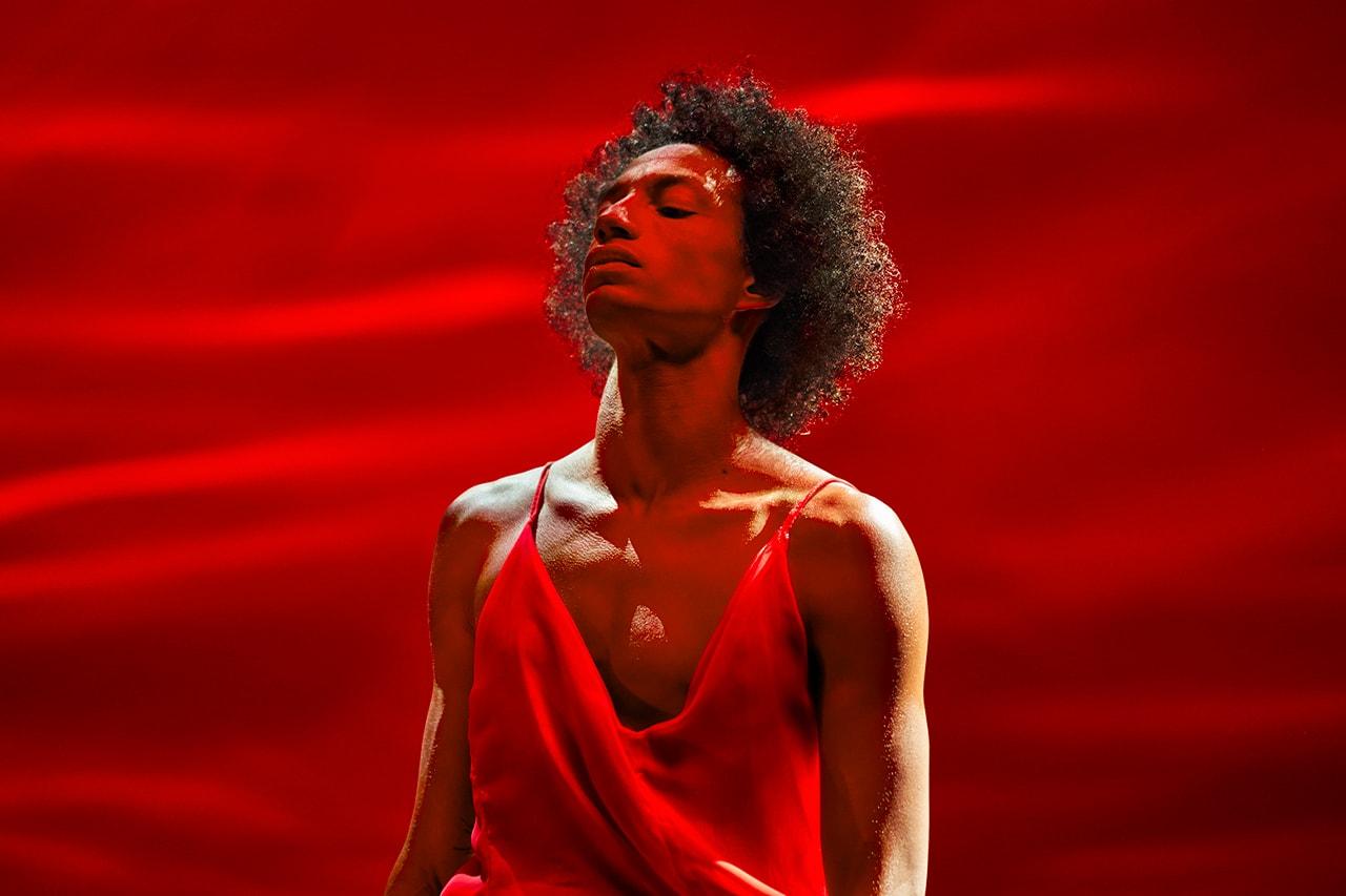 Campari Unpacks How Choreographer Michael-John Harper Defies Creative Constraints HYPEBEAST Art Dance Collaboration Red Passion Campaign