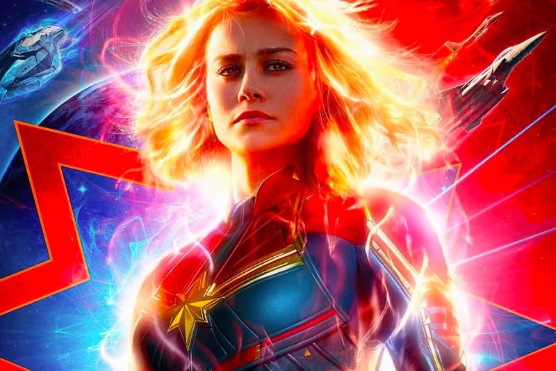 Captain Marvel 2 november 2022 Release Date News nia d acosta director candyman brie larson marvel disney