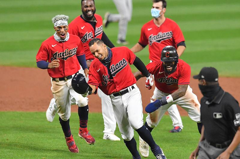 Cleveland Indians Official Name Change Announcement Info MLB Baseball