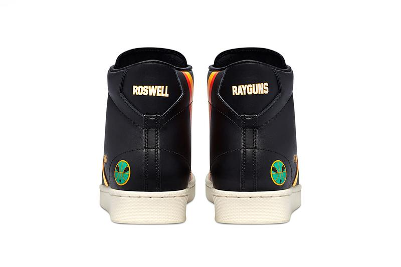 converse chuck 70 pro leather raygun 171167C 171166C release info date price store list buying guide roswell white university gold black