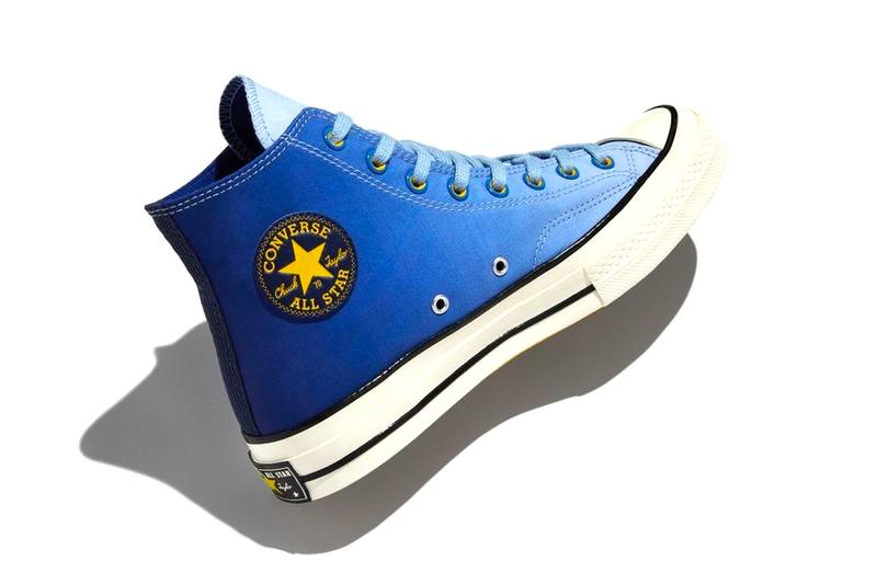 Converse Launches the New HEART OFF THE CITY Collection footwear all star chuck 70 pro leather G4 cultures neon blue