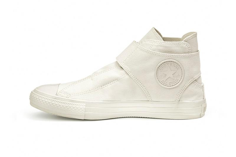 converse japan ALL STAR SPACEBELT HI white black 31303800210 31303801210 menswear streetwear shoes kicks trainers runners fw20 collection