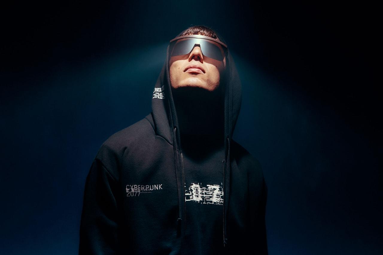 Lookbook Hiroshi Fujiwara T-shirts long sleeve shirts hoodies frames a tote bag streetwear The Witcher Team 3 Keanu Reeves