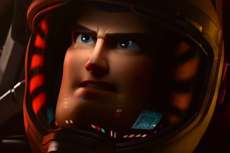 Disney Pixar Toy Story Origin Movie Lightyear Chris Evans Announcement Info First Look