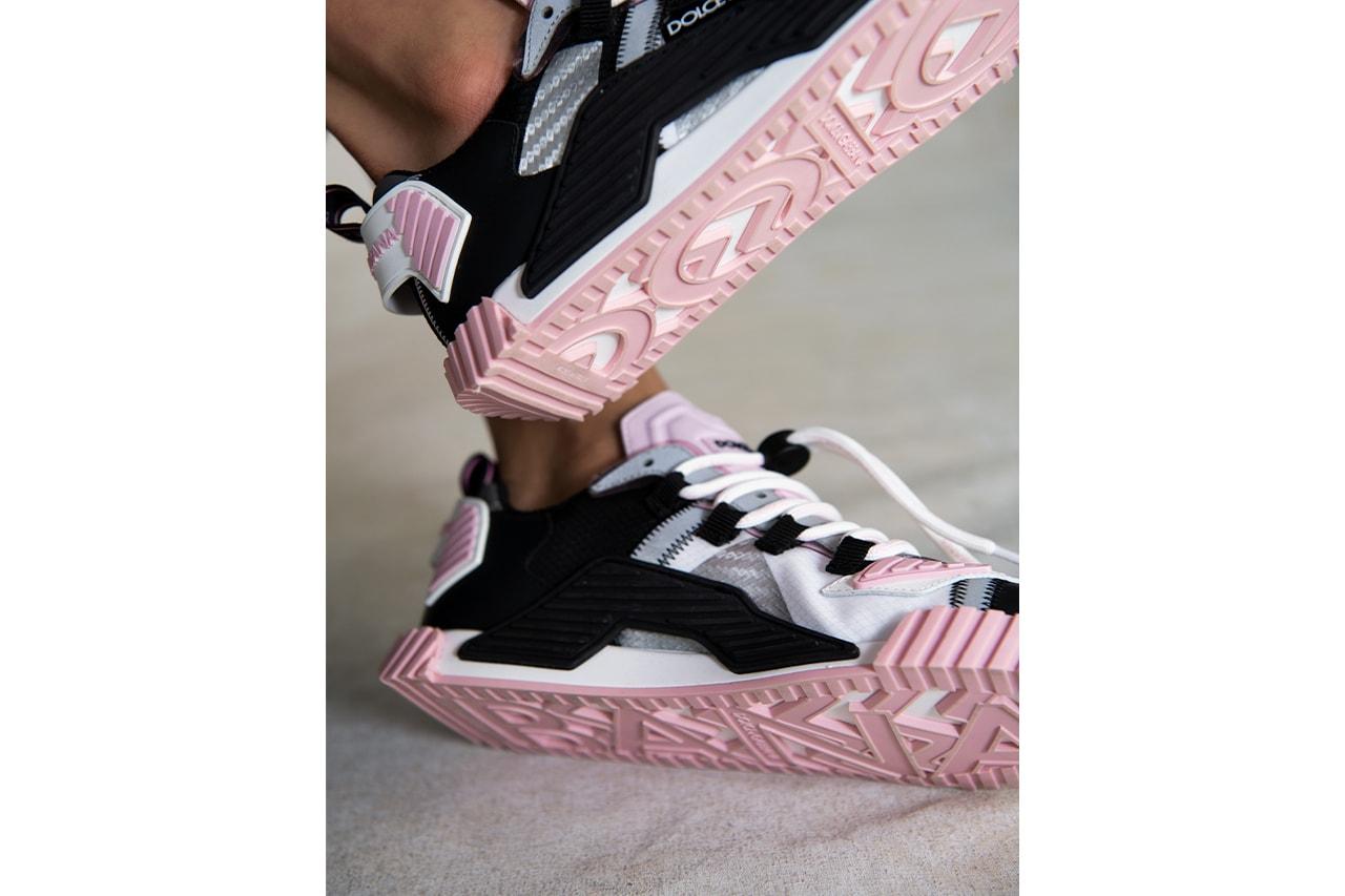 The Dolce & Gabbana NS1 sneaker Fashion Footwear Design Dolce&Gabbana HYPEBEAST Designer Streetwear