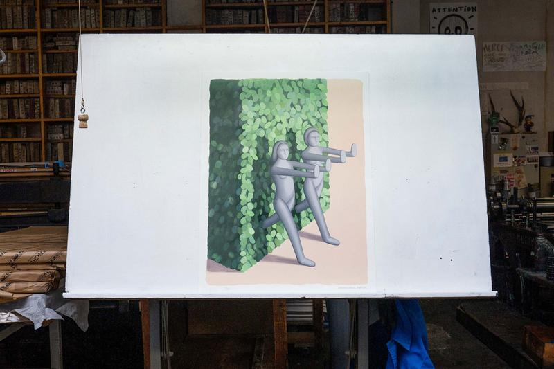 emily ludwig shaffer jrp print edition the no no dance artwork