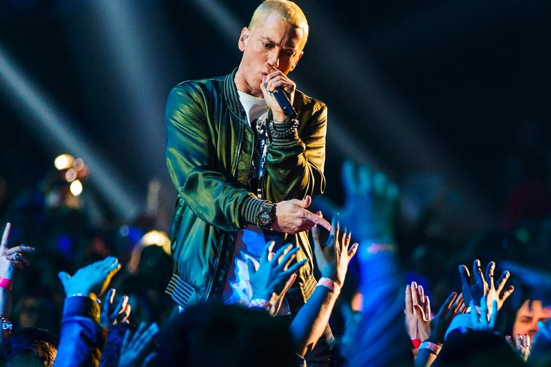 Eminem music to be murdered by side b Deluxe First Week Projections billboard 200 ty dolla sign skylar grey dr dre taylor swift paul mccartney