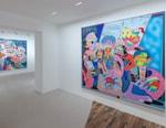 """Erik Parker Navigates a """"New Solitude"""" Across Vivid New Paintings"""