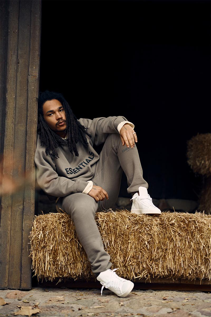 Fear of God ESSENTIALS Holiday 2020 Drop 1 Release Info Date Buy Price Jerry Lorenzo