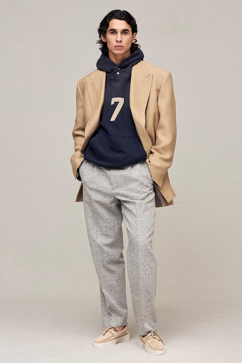Fear of God Seventh Collection Pre-Fall 2021 Release Info Lookbook Jerry Lorenzo