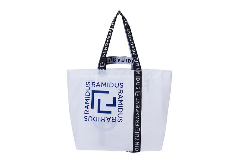 fragrant design x RAMIDUS Drops Nexkin Bags in Their New Collection accessories tote bags collab black white