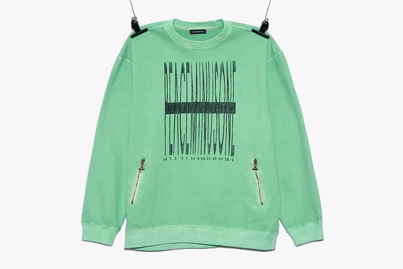 G-Dragon PEACEMINUSONE Fall Winter 2020 Release Info Buy Price Padded Jacket Denim Blazer Crewneck Sweater Overalls Case Pin Bracelet Clips Big Bang PMO Bulldog Clip