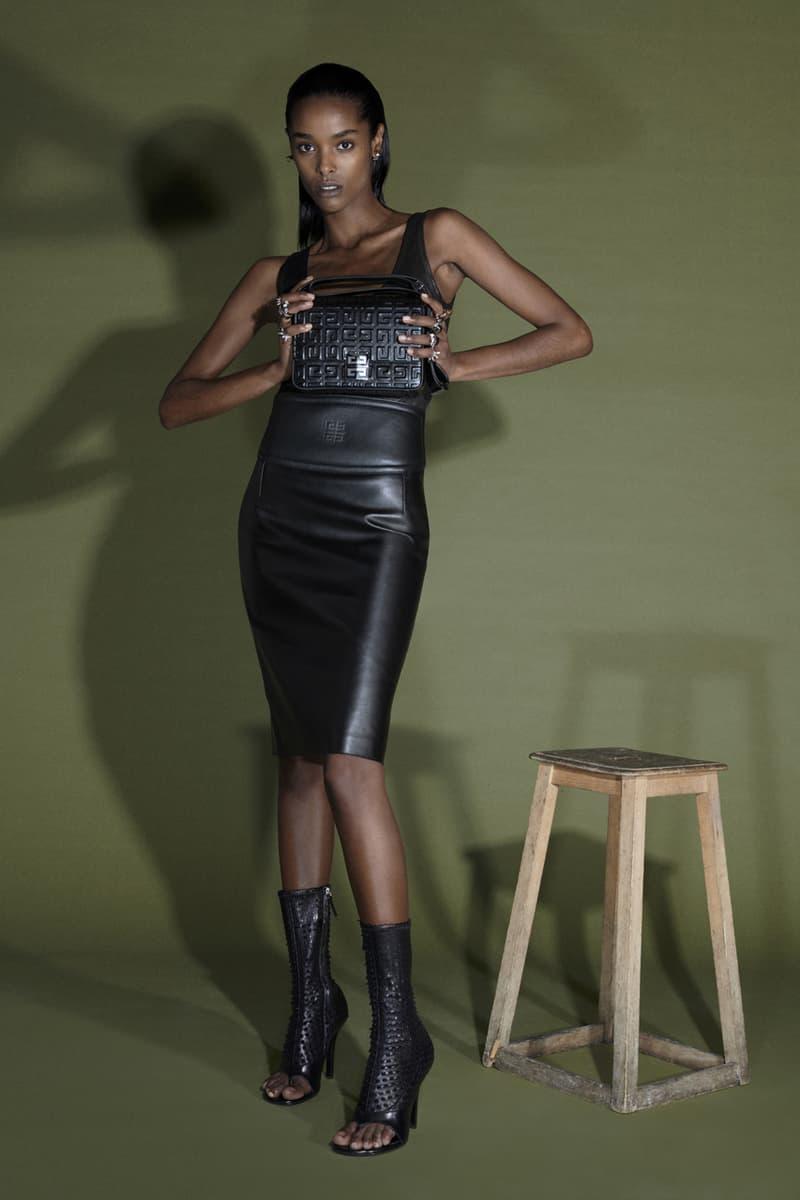 Givenchy by Matthew M. Williams Fall 2021 Collection lookbook winter menswear womenswear fashion week paris