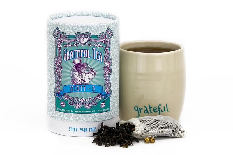 Grateful Dead Love Some Tea Grateful Tea Release Info Date Buy Price Cosmic Coconut Passionate Prophet Workingman's Blend Tropical Weather Ramblin' Apple Minty-O