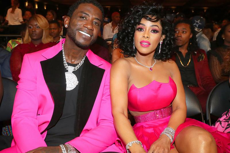 Gucci Mane Gifted 2 5 Million USD Jewelry from Keyshia Ka Oir rapper hip hop producer gift holiday ice daddy newborn son