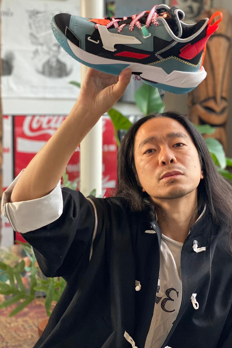 Sole Mates Hiromichi Ochiai FACETASM Jordan Brand Why Not Zer0.4 Russell Westbrook Basketball Sneaker Release Date Drop Information Closer First Look Exclusive Launch Japanese Tokyo Designer Interview Inspiration Design Shoe Footwear Trainer Sneakers Shoes Collaboration