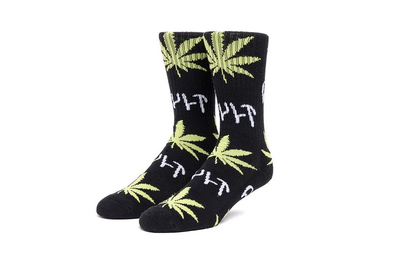 huf cult crew cruiser bike apparel collection hoodie long sleeve socks t-shirt plantlife release info photos