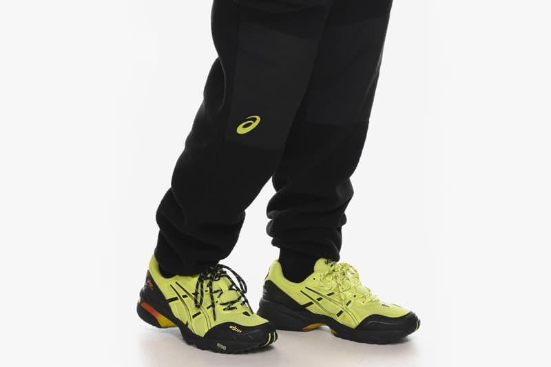 "IAB-Studio x ASICS ""AI-2"" Collection GEL-1090 Clothing Outerwear Sportswear Garments Jackets Trousers Jumper Sweater Hat T-Shirt South Korean Fashion Brand Label Emerging Designer Collaboration"