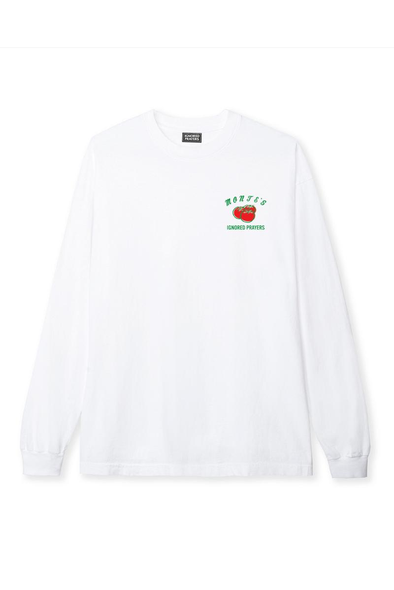 ignored prayers montes tomato sauce collaboration collection
