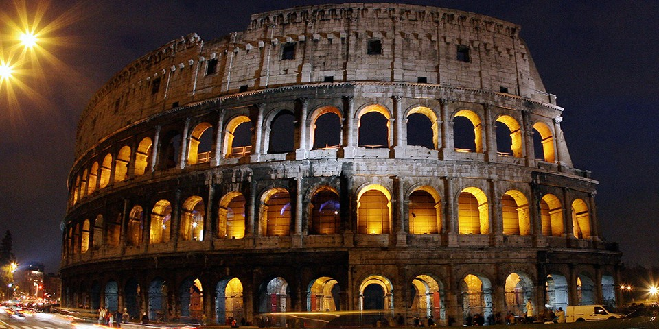 """Rome to Rebuild Colosseum Floor for """"High Culture"""""""
