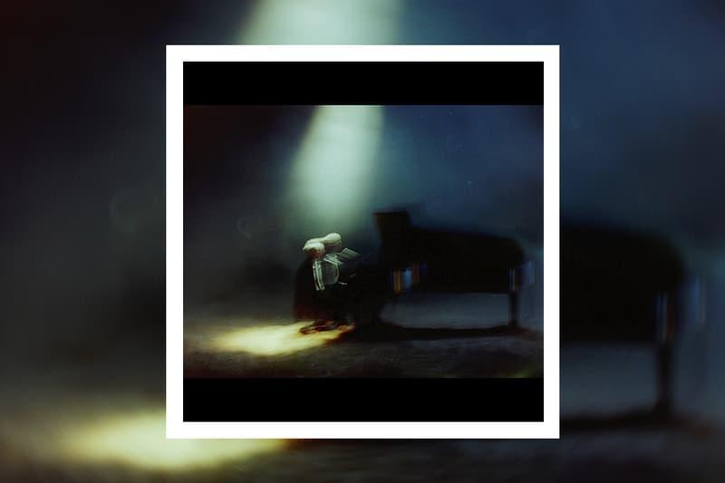 James Blake Covers EP Album Stream frank ocean godspeed