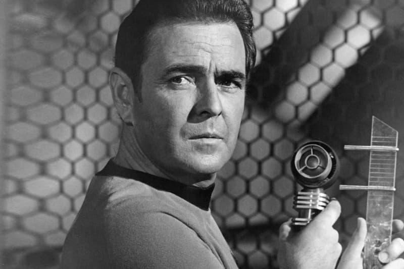 James Doohan Scotty Montgomery Scott Star Trek ashes aboard International Space Station info Richard Garriott