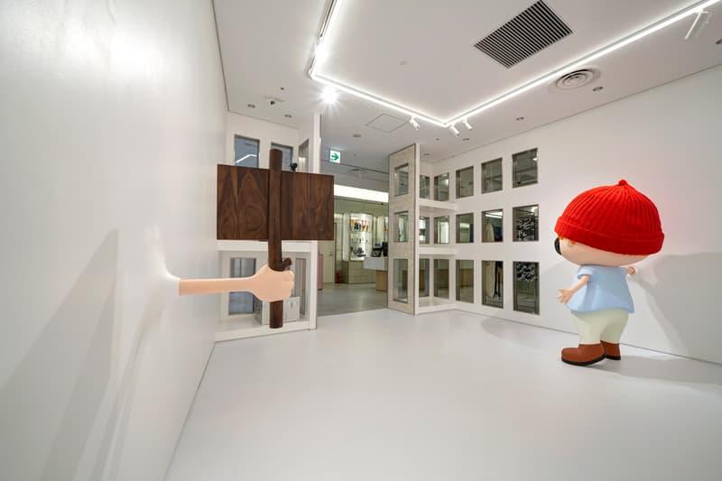 javier calleja no art here nanzuka 2g exhibition tokyo japan artworks paintings sculptures