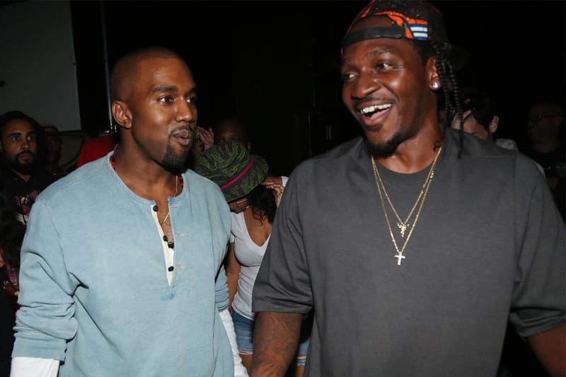 Kanye West Neptunes to Produce Next Pusha T Album daytona rapcaviar interview pharrell williams