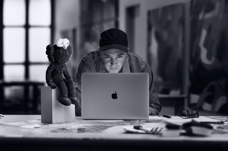 KAWS Interview: Social Distancing, AR, Apple and 2021 Acute Art Phaidon WHAT PARTY Exhibition