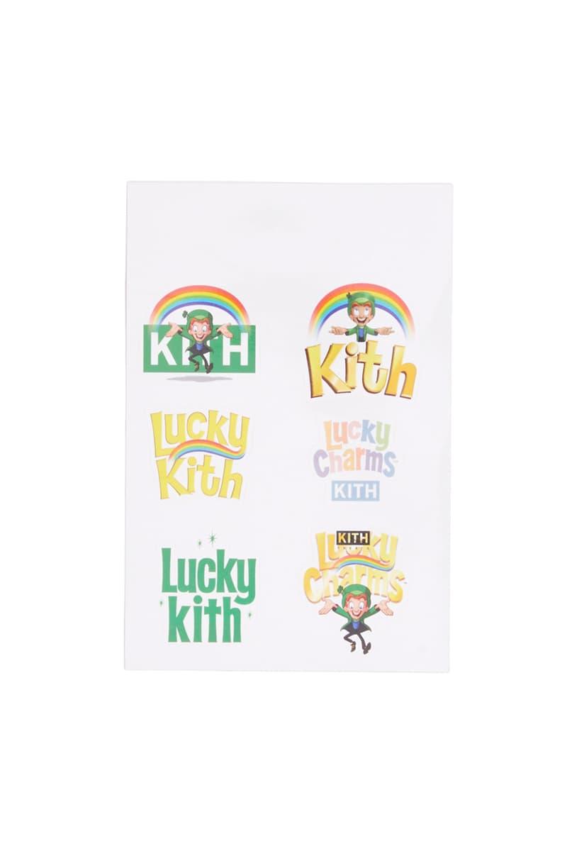 KITHmas 2020 Capsule Collection Lookbook Christmas KITH Treats Lucky Charms Ronnie Fieg New York Xmas Holidays Seasons General Mills