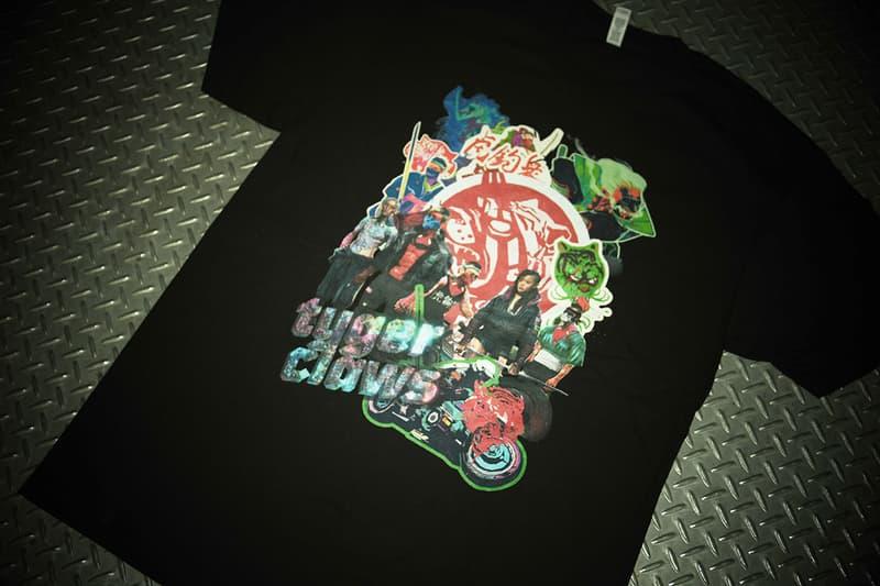 Kosuke Kawamura Cyberpunk 2077 good smile company t-shirts gangsta rap release information acrylic light buy cop purchase