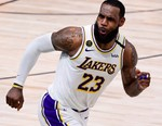LeBron James and the Los Angeles Lakers Agree On Two-Year, $85 Million USD Contract Extension