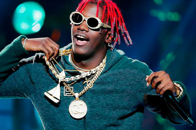 Lil Yachty Launch New Nail Paint Brand Crete Trevor Wilkinson school suspension male expression