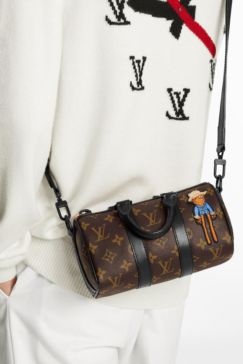 Louis Vuitton Drops New XS handbags with Monogram and Damier accessories bags luxury lv minibags designers brand orange
