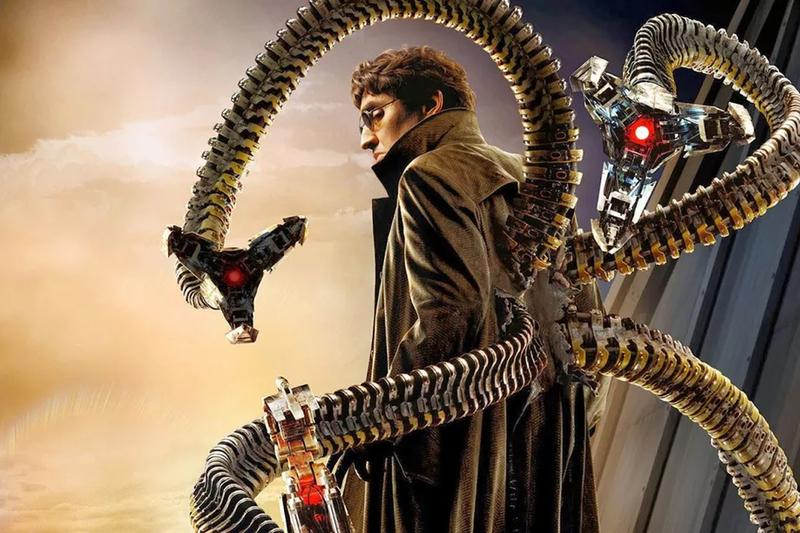 alfred molina doc ock doctor otto octavius spider man 3 marvel cinematic universe sony pictures disney