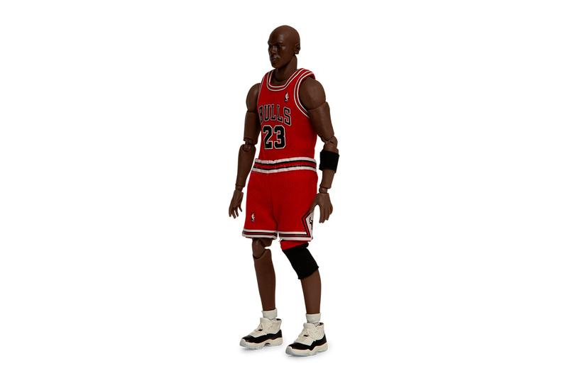 michael jordan medicom toy mafex figure release info photos buying guide chicago bulls air jordan 11 concord