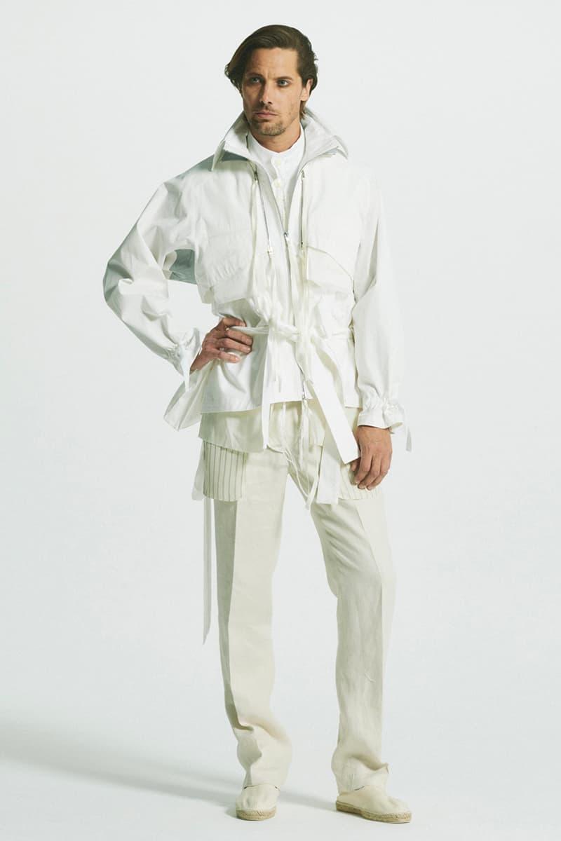 Midorikawa Spring Summer 2021 Collection Lookbook Release Info
