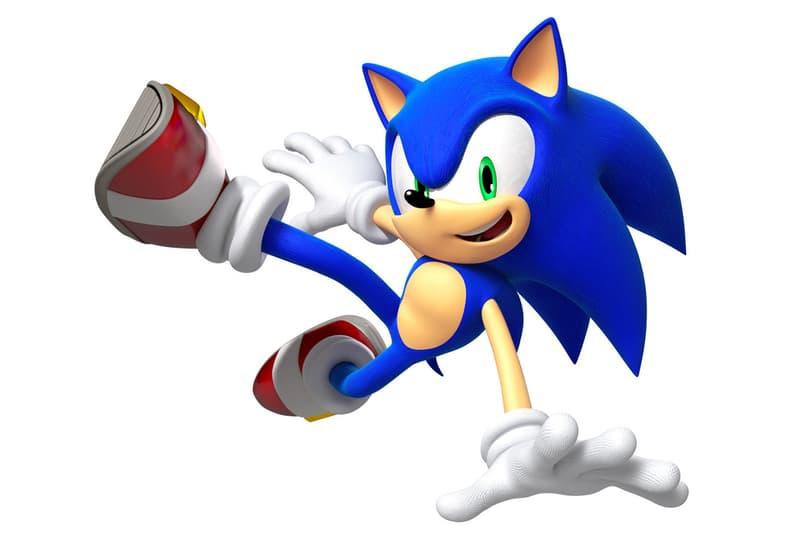 netflix Sonic the hedgehog SEGA 3D animation series video game movie tv show original Man of Action Entertainment wild brain