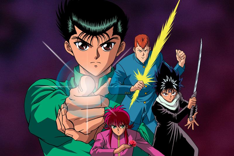Netflix Yū Yū Hakusho Live-Action Series Announcement Info Adaptation Release Date Premiere First Look Character Photos Images Yoshihiro Togashi