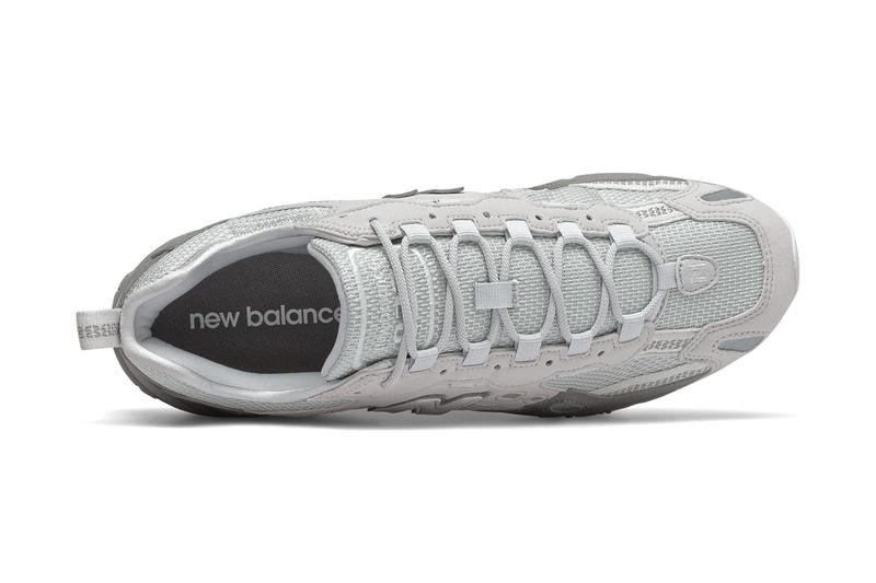 new balance 827 grey rain cloud release information sneaker 2020