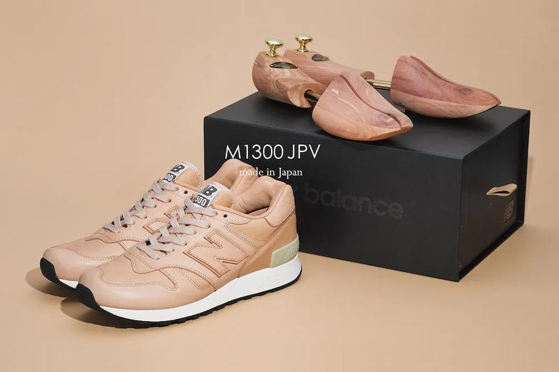 new balance m1300 made in japan leather m lab hitoshi mimura vibram 35th anniversary official release date info photos price store list buying guide