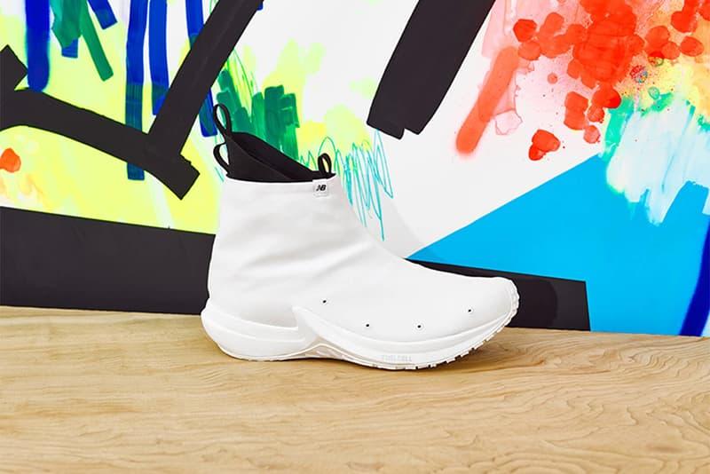 New Balance Tokyo Design Studio FuelCell Speedrift Tabi sneaker boot gmsfc1te1 gmsfc1td1 slipon japan black white price release date info buy MSFC1TE1 MSFC1TD1